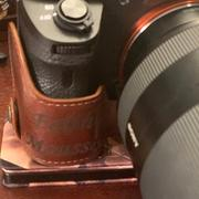 MegaGear Store MegaGear Sony Alpha A7S II, A7R II, A7 II Ever Ready Genuine Leather Camera Half Case and Strap Review