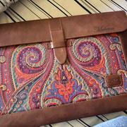 MegaGear Store Londo Fine Leather Sleeve, Bohemian Bag for MacBook Pro, MacBook Air and iPad Case Review