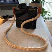 MegaGear Store MegaGear Cotton Wrist and Neck Strap for SLR, DSLR Cameras Review