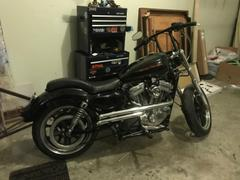Lowbrow Customs Shotgun Exhaust Pipes 2004-18 Harley-Davidson Sportster XL Chrome Review