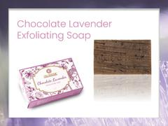 Cell-U-Logic Chocolate Lavender Exfoliating Soap Review