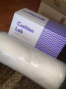Cushion Lab Adjustable Shredded Memory Foam Pillow Review