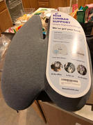 Cushion Lab Back Relief Lumbar Pillow Review
