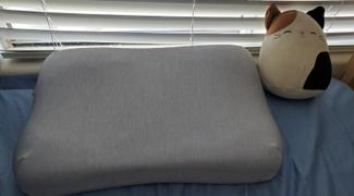 Cushion Lab Cooling Neck Support Contour Pillow Review