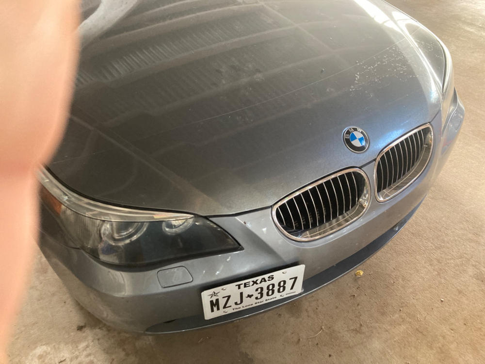 No Drilling Installs in Seconds   2014-2019 CravenSpeed Platypus License Plate Mount for BMW 4 Series with M Sport Package Made in USA Made of Stainless Steel /& Aluminum F82//F83