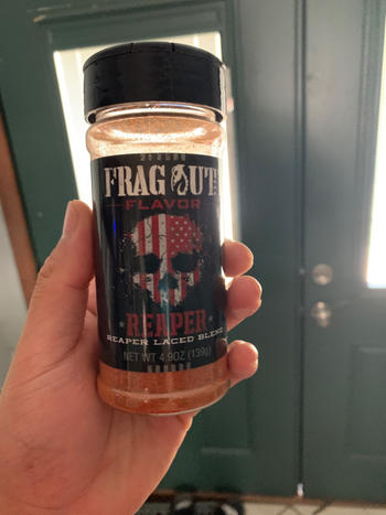Frag Out Flavor Reaper Review