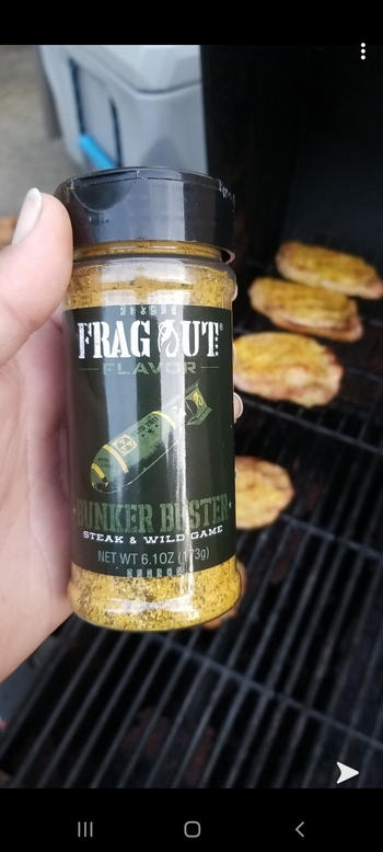 Frag Out Flavor Constitution Review