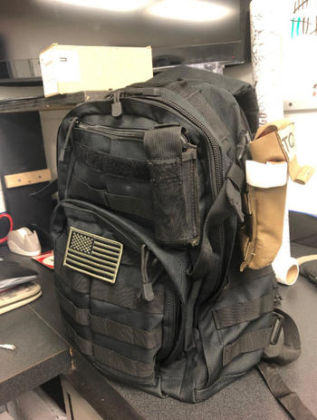 TLO Outdoors TacPack12 Tactical Backpack, 24L Review