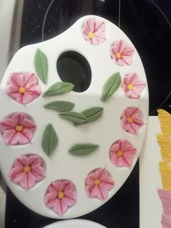 Blossom Sugar Art Cherry Blossom Flower Cutter and Mould Single Set Review