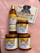 Honey's Handmade Jojoba Avocado & Strawberry Champagne Hair Lotion Review