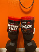 Insane Labz Psychotic HELLBOY Edition Sample - Fruit Punch (3 pack) Review