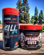 Insane Labz Slice & Dice Stack (1 Fat Burner + Kill H2O) Review