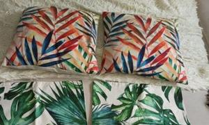 Hansel & Gretel Tropical Multi-Colored Decorative Pillow Case Review