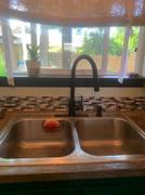 Hansel & Gretel Stainless Steel Black Kitchen Faucet Touch Sensor and Pull Out Review