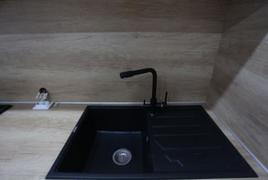 Hansel & Gretel Brass Black Kitchen Faucet Rotating and Water Purifying Review