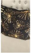 Hansel & Gretel Elegant Black Gold Decorative Pillow Covers Review