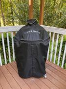 SnS Grills Slow 'N Sear® Kamado Grill Cover Review