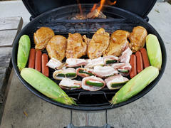 SnS Grills Slow 'N Sear® XL Review
