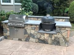 SnS Grills Slow 'N Sear® Kamado Grill - </br>Without Cradle & Shelves Review
