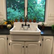 Whitehaus Collection Old Fashioned Country 30 Fireclay kitchen sink Review