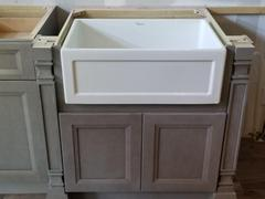 Whitehaus Collection Reversible Series 27 Farmhaus Fireclay Sink with a Plain Front Apron Review