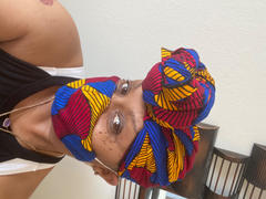 TribalByN Cheyenne Head wrap and mask Set Review