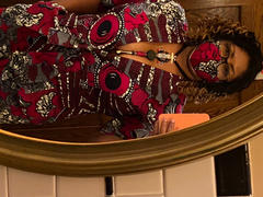 TribalByN Nkosi African Print Jacket and Pants Set Review