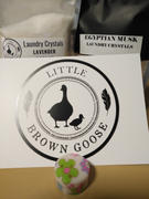 Little Brown Goose Laundry Crystals Review