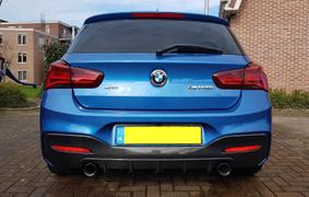 AUTOID TRE Carbon Fibre Performance Rear Diffuser for BMW M140i/M135i LCI (2015-2019) Review