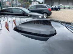 AUTOID TRE Pre-preg Carbon Fibre Shark Fin Cover for BMW Review