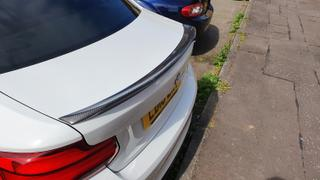 AUTOID Carbon Fibre CS Spoiler for BMW 2 Series, M2 & M2 Competition (2014+, F22 F87) Review