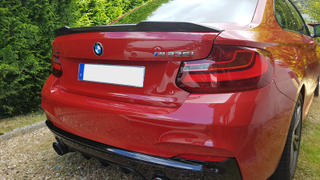 AUTOID Carbon%20Fibre%20CS%20Rear%20Spoiler%20for%20BMW%202%20Series%20%26%20M2%20(2014%2B%2C%20F22%20F87) Review