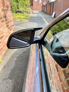 AUTOID Gloss Black Performance Wing Mirror Covers for BMW 1 Series, 2 Series & Z4 (2019+, F40 F44 G29) Review