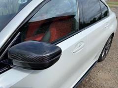 AUTOID TRE Pre-preg Carbon Fibre Wing Mirror Covers for BMW (2018+, Gxx Chassis) Review