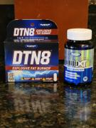 Gaspari Nutrition DTN8 - EXPLOSIVE FAT BURNER Review