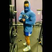 Gaspari Nutrition Gaspari Royal Blue Fall Hoodie - Lightweight Review