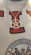 Badali Jewelry Harry Dresden's Pentacle Necklace - Silver Review