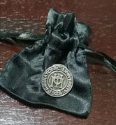 Badali Jewelry Miskatonic University Pin - Silver Review