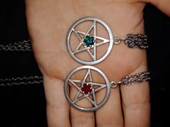 Badali Jewelry Limited Edition - Harry Dresden's Pentacle Necklace with Demonreach Opal Review