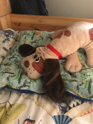 Wigwam Toys Brighton Wave 2 Pound Puppies cream with brown Spots Puppy Review
