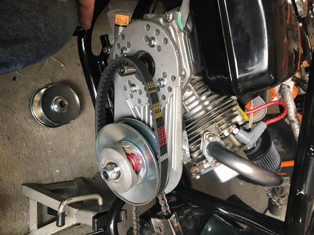 Go Kart Clutch Bolt Kit