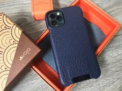 Vaja Grip iPhone 11 Pro Leather Case Review