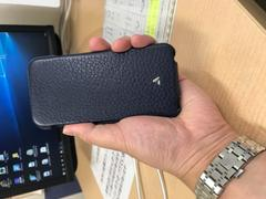 Vaja Top - iPhone 7 leather case Review