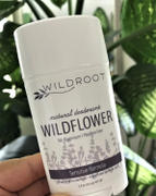 WildRoot All-Natural Deodorant Review