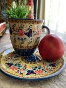 The Polish Pottery Outlet Dessert Plate - 6.5 (Riverbank) Review