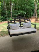 ThePorchSwingCompany.com A&L Furniture Co. Marlboro Recycled Plastic Porch Swing Review