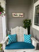 ThePorchSwingCompany.com Uwharrie Chair Nantucket Porch Swing Review