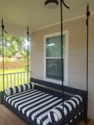 ThePorchSwingCompany.com Barn-Shed-Play Black Replacement Porch Swing And Daybed Swing Bed Ropes Review