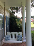 ThePorchSwingCompany.com A&L Furniture Co. Royal English Porch Swing Review