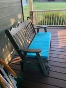 ThePorchSwingCompany.com A&L Furniture Co. Royal English Porch Glider Review